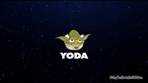 Angry Birds Star Wars 2 character reveals Yoda-0