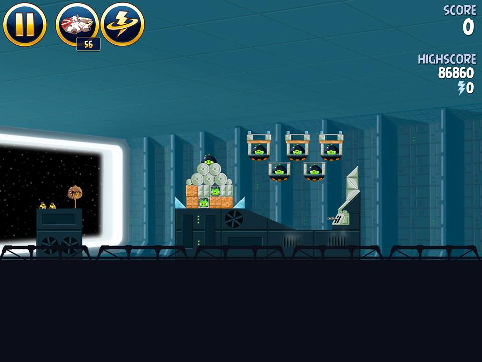 Death Star 2-12 (Angry Birds Star Wars)