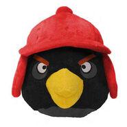 Winter Black Bird