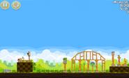 Уровень Angry Birds Seasons