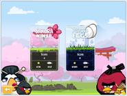 Angry Birds Fuji TV эпизоды