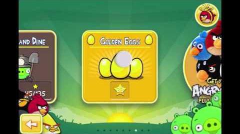 Angry Birds Golden Egg 14 Walkthrough