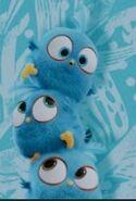 Angry Birds la Pelicula Jay,Jake y Jim.