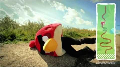 What IS Angry Birds Go!?