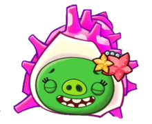 Angry Birds Fight! - Monster Pigs - Sazae Family - Sazae Mama.PNG