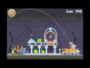 Angry Birds Golden Egg 23 Walkthrough