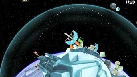 Hoth 3-18 (Angry Birds Star Wars)/Video Walkthrough