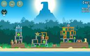 Уровень Bird Island
