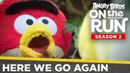 Angry Birds On The Run - Here We Go Again! - Ep1 S2