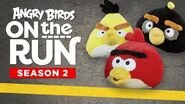 Angry Birds On The Run Season 2 - Teaser Trailer