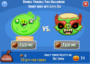 Angry Birds Friends Double Trouble Event Round 2