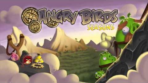 Angry Birds Seasons - South HAMerica Theme Music
