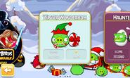 Angry Birds Seasons- эпизоды