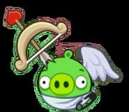 Cerdo Cupido 2015 Angry Birds Friends