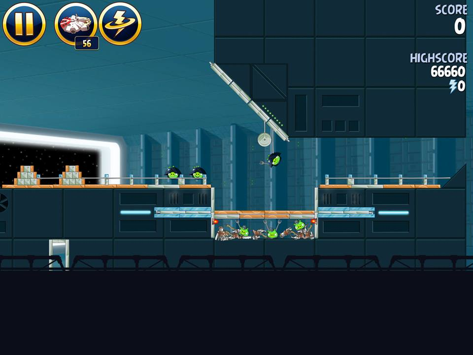 Death Star 2-18 (Angry Birds Star Wars)