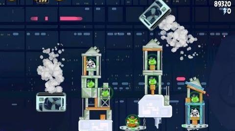 Cloud City 4-30 (Angry Birds Star Wars)/Video Walkthrough