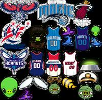 INGAME NBA SOUTHEAST 1