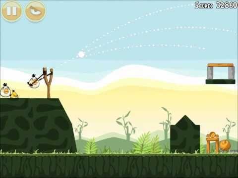 Official_Angry_Birds_Walkthrough_Poached_Eggs_2-18