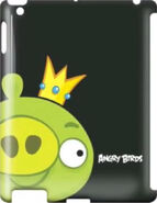 Angry Birds Gear4 King Pig IPad 3 Case