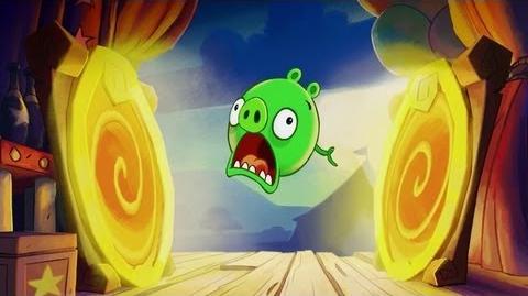 Angry Birds Seasons Abra-Ca-Bacon Trailer
