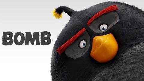 CONOCE A BOMB - Angry Birds La Peli