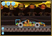 Angry Birds Lotus F1 team level 2