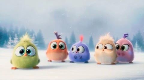 Felices fiestas - Angry Birds La Película