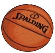 Mighty Basketball Spalding