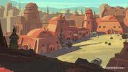 Город на Татуине