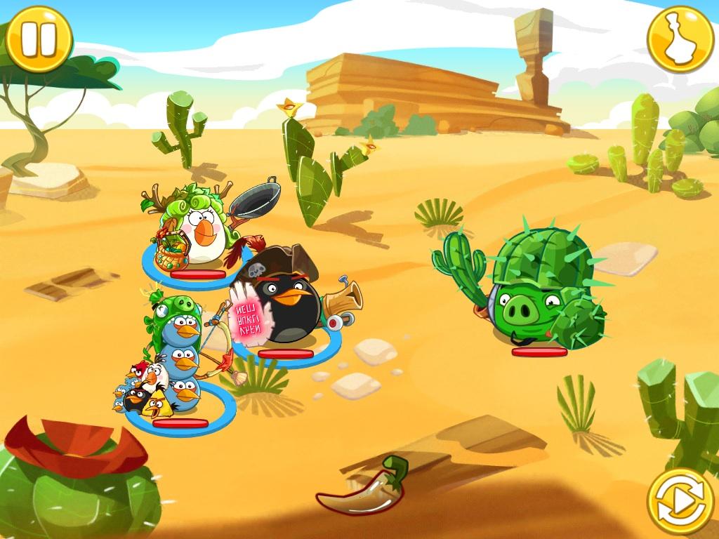 Eastern Desert Island