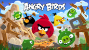 Angry Birds (Экран загрузки)
