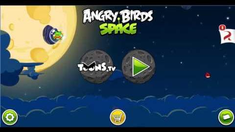 Angry Birds Space Theme (2.0
