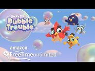 Angry Birds Bubble Trouble Trailer - Now On Amazon FreeTime Unlimited!
