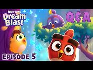 Angry Birds Dream Blast - Community Q&A Ep5