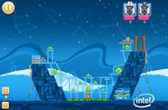 Angry Birds in Ultraboook Adventure level 3
