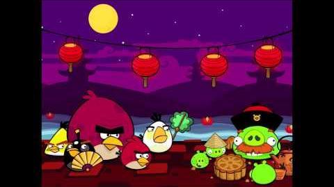 Angry birds seasons Mooncake festival theme song