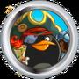 Wściekły w Angry Birds Space