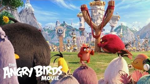 The Angry Birds Movie - Clip We're Gonna Fly