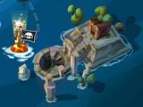 Затонувшая пирамида