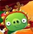 Cerdo Reno Angry Birds POP