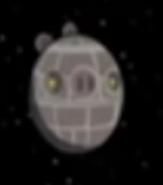 Death star sticker