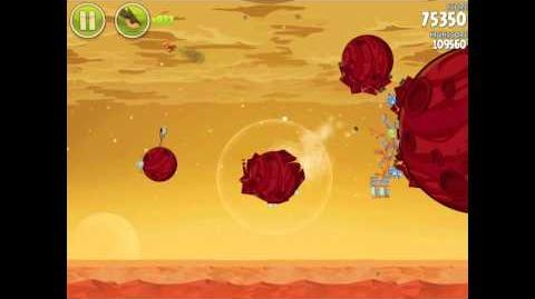 Red Planet 5-18 (Angry Birds Space)