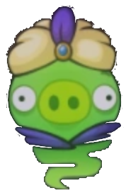 Angry Birds Friends Genie Pig.png
