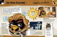 Obi Wan Kaboomi w ABSWCE