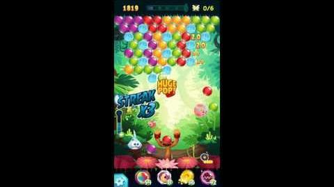 Angry Birds POP! Level 10