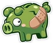 Piggy Bank Amazing Alex