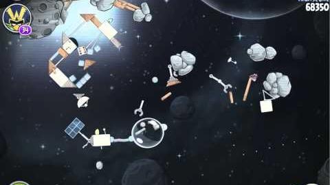 Beak Impact 8-16 (Angry Birds Space)/Mirror Worlds Version