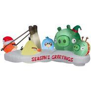 Angry Birds scene 2