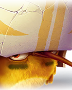 Flocker Yellow Portrait 011