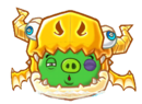 Angry Birds Fight! - Monster Pigs - Tired Super Dragon Pig